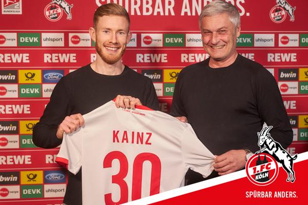 Florian Kainz - Foto: 1. FC