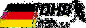 LOGO Deutscher Hockeybund 1 - STATEMENT DES DEUTSCHEN HOCKEY-BUNDES ZUM ATTENTAT IN HANAU