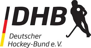 LOGO DEUTSCHER HOCKEY BUND NEU - VERSCHIEBUNG DER OLYMPISCHEN SPIELE AUF 2021