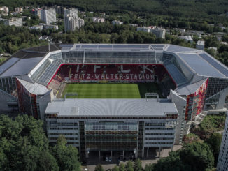 Kaiserslautern FCK Stadion 1 326x245 - FCK SETZT SPIELBETRIEB FORT