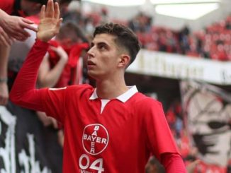 Havertz Newsletter SdS 326x245 - KAI HAVERTZ STELLT NEUEN BUNDESLIGAREKORD AUF