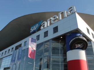 Adler Mannheim SAP Arena Foto Michael Sonnick 326x245 - ADLER MANNHEIM FEIERT DEN SIEBTEN SIEG IN FOLGE